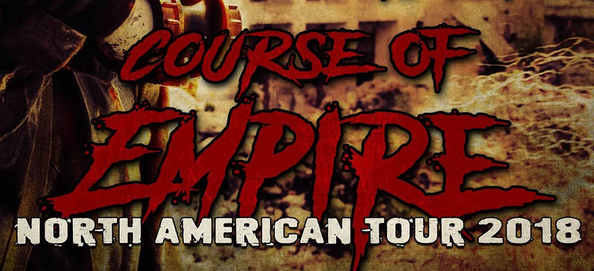 Course of Empire Tour